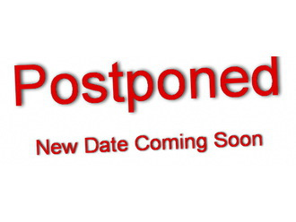 Postponement of the Young People's Performing Arts Concert