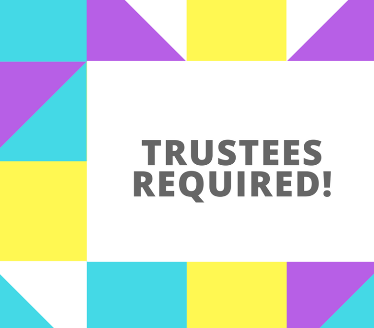 Trustees required!
