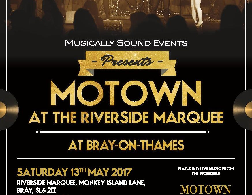 Motown at The Riverside Marquee
