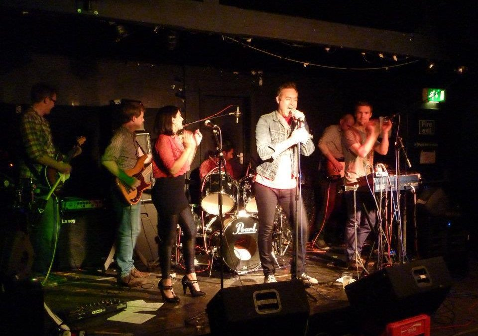 Oakford Social Club band night – 7th October!