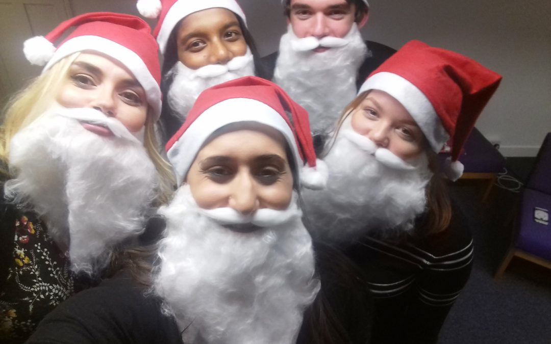 Support us in the Reading Santa Run!