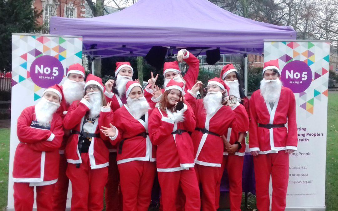 Reading Santa Run 2017