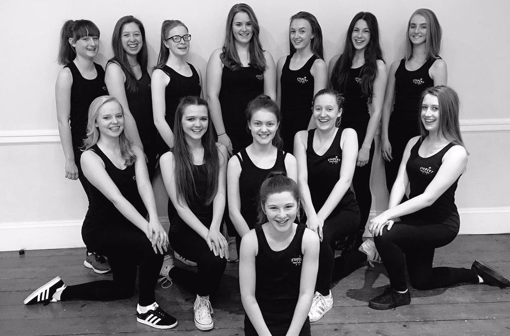 Young People's Performing Arts Concert – introducing Starlet Dance School