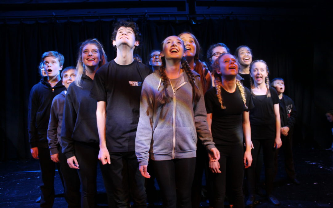 No5 Young People's Performing Arts Concert – introducing TheatreTrain