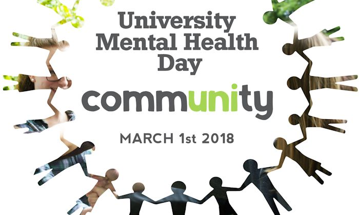 University Mental Health Day 2018