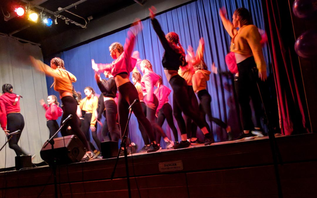 Young People's Performing Arts Concert 2018