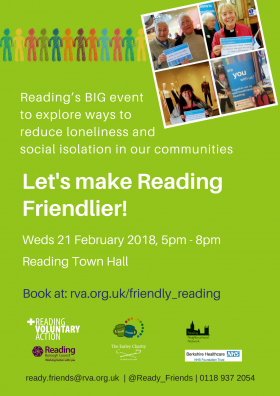 Young Ambassadors speak at RVA'S 'Let's Make Reading Friendlier' conference