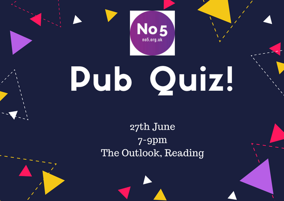 No5 Pub Quiz is just around the corner!