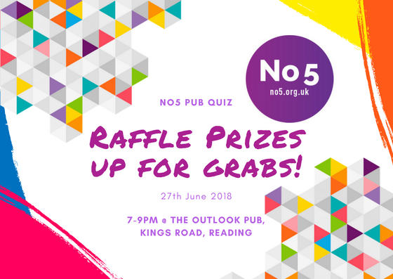 Check out our Pub Quiz Raffle prizes!