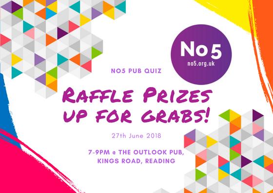 Check out our Pub Quiz Raffle prizes!