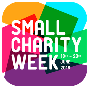 Help us win £150 in the #ILoveSmallCharities competition!
