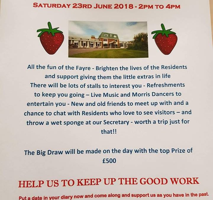 Lord Harris Court Strawberry Fayre