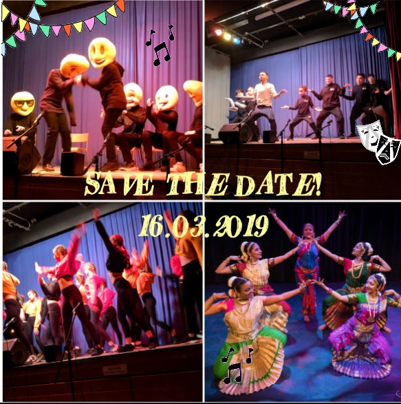 Save the Date for our 2019 Young People's Performing Arts Concert!
