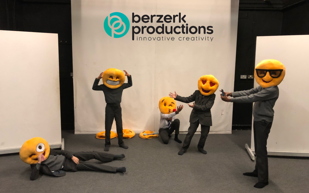 No5's Performing Arts Concert – Spotlight on Berzerk Productions!