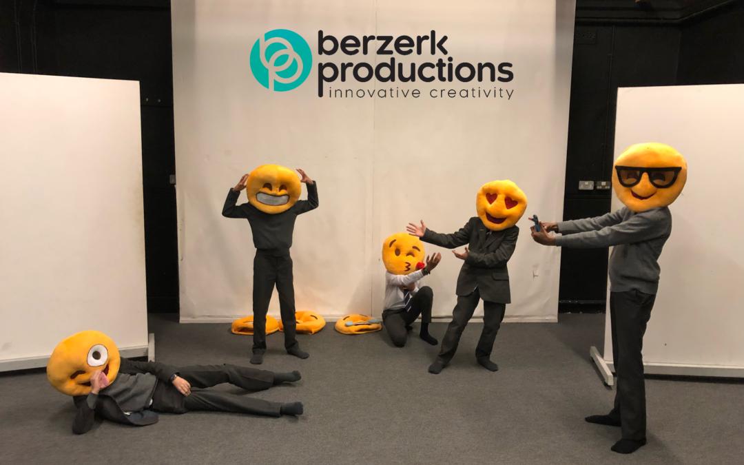 No5's Performing Arts Concert – Spotlight on Berzerk Productions!