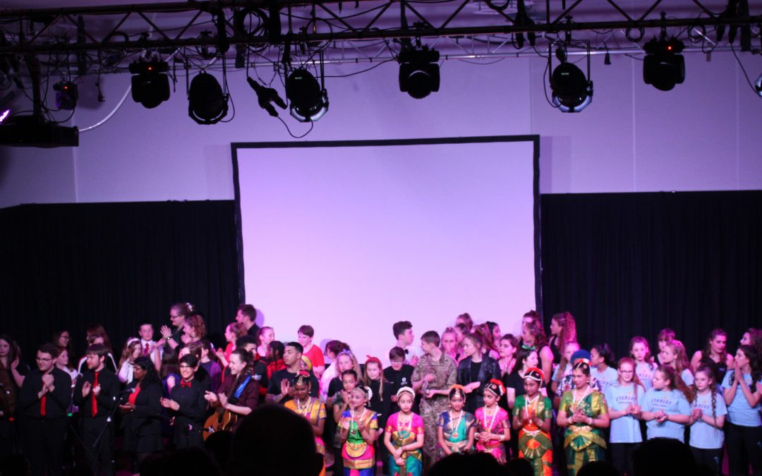 No5's Young People's Performing Arts Concert is a roaring success!
