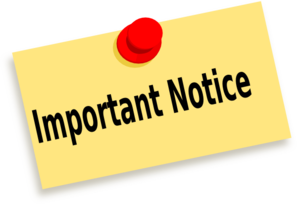 Important Notice! Office closure 24th-26th April!