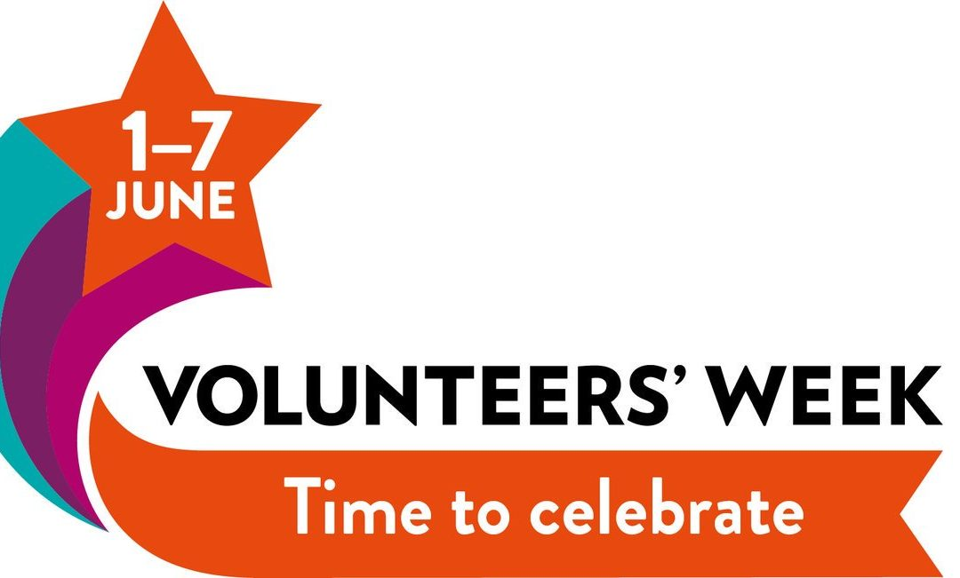 Volunteers' Week 2019!