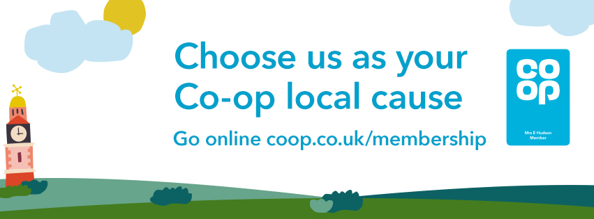 Support young people's mental health every time you shop at your local Co-op store