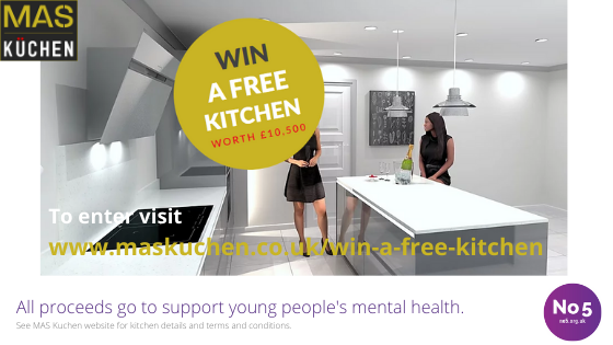 MAS Kuchen raffle off a new kitchen to support No5 Young People